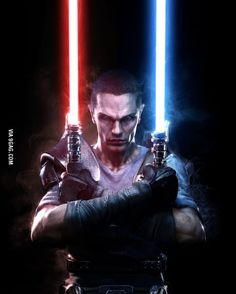 I want to see him in the new trilogy... as a Gray Jedi.