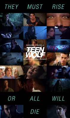 Teen wolf season 3 cool edit!
