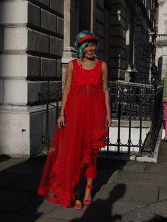 Somerset House street style.