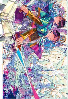 L'Attaque des Titans -  Livaï & Eren Yeager