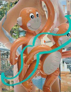 Jeff Koons - Monkeys