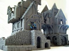 1000+ images about terrain on Pinterest | Warhammer 40K, Gaming ...