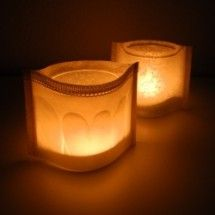 Candle Holder DIY
