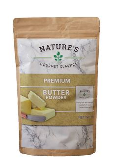 Nature's Gourmet Classics Butter Powder 1 LB. *** Check this awesome product by going to the link at the image.