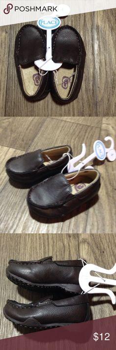 Children's place brown dress shoes infant size 4 Children's place brown dress shoes infant size 4 new with tags. Children's Place Shoes Dress Shoes