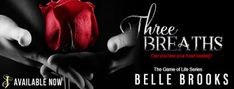 Wonderful World of Books: New Release - Three Breaths by Belle Brooks!