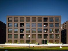 KAAN Architecten St-Jacques de la Lande Rennes