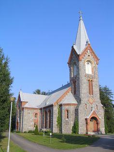 Kitee church - Kitee – Wikipedia