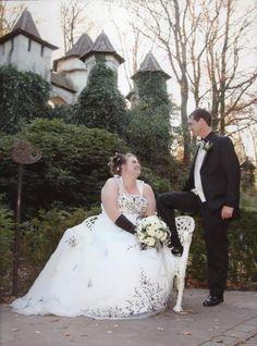 Op de magische datum 11-11-11 trouwden Danielle Bosboom Busio en haar sprookjesprins