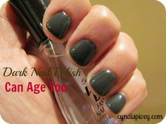 Nails: Fashion  Beauty For Women Over 40