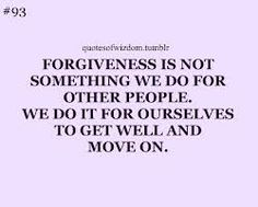 quotes about forgiveness sweet