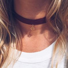 essential exclusives: shop new leather chokers on dogeared.com
