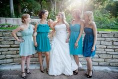 Brides with maid of honor and matron of honor poses | Wedding Situation #4: Choosing the Maid of Honor} || The Pink Bride ...