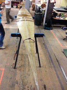Selkie's New Skin: Building My West Greenland Replica Skin-on-Frame Kayak