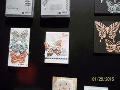 Butterfly Basics Stamp Set and Framelits