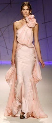 Robe de mariée Ungaro - Robes de mariée haute couture 2008 - 2009