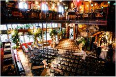 wedding venue, lorig pasta bar MN