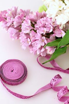Pink and green - Ana Rosa