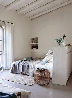 c77597588dff 7 Claves para dar sensación de amplitud a un dormitorio pequeño