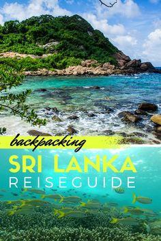 Hier findest du alle Infos für deine individuelle Rundreise durch Sri Lanka – lerne die unzähligen Orte und wunderschöne Strände kennen!
