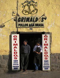 Grimaldo's  Cusco, Peru