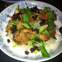 Bambudda's potato vermicelli