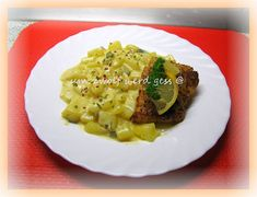 Seelachsfilet mit Dill-Rahmkartoffeln