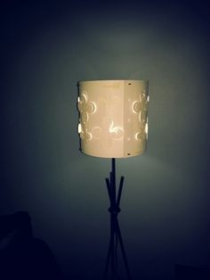 Our nice lamp.