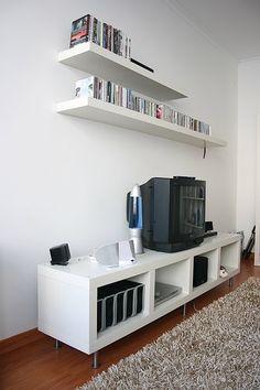 estantes flotantes ikea - Buscar con Google