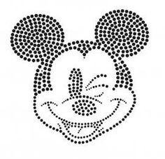 Mickey mouse heel veel motieven