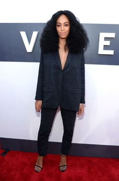 Solange in H&M at the VMAs