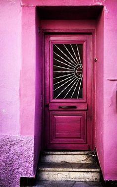 living quarters — Think pink