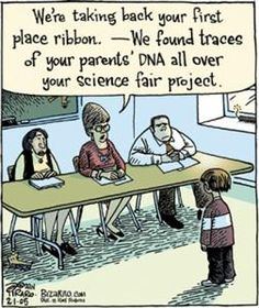 Critical thinking science fair projects