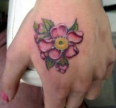 Alyssum Flower Tattoos Fantasy tattoo images & designs
