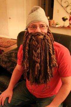 EPIC Yarn Dwarf Beards!