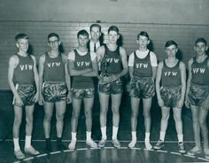 VFW Basketball Team