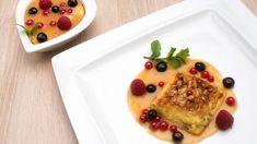 Tartitas de queso y yogur - Presentación