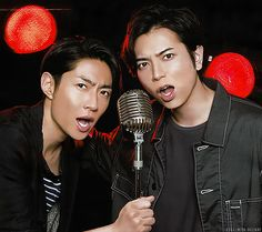 Aiba & MatsuJun from eyes-with-delight.tumblr.com
