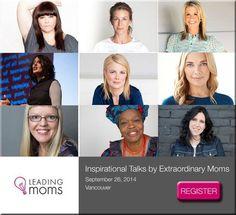 These Women All Inspired Me... #LMinspire #LeadingMoms