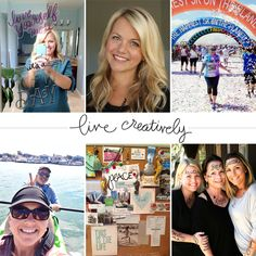 'living creatively' with Stephanie Fleming | me & my BIG ideas