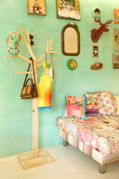 quirky bedroom - Google Search