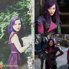 Mal Descendents Dove Cameron