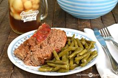 To Die For Meatloaf ~ http://www.southernplate.com