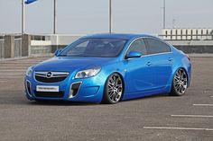 2011 MR Design Opel Insignia OPC