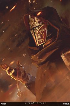 A Plague Tale : Innocence — Characters Damien Papet – Medieval/Cool/Fantasy – Paleo Dark Fantasy Art, Fantasy Rpg, Medieval Fantasy, Fantasy Artwork, Fantasy World, Fantasy Character Design, Character Design Inspiration, Character Art, Character Concept