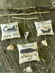 Sea Ornaments