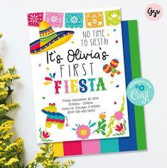 Mexican Fiesta Birthday Party, Fiesta Theme Party, Mexican Party, Taco Party, Boy First Birthday, First Birthday Parties, First Birthdays, Birthday Ideas, Twin Birthday