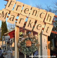 Red Shed Antiques | Grapevine, Texas