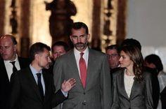 La visita de los príncipes de Asturias al conjunto arquitectónico de San Francisco de Quito fue el primer acto de los príncipes de Asturias durante su estancia oficial en Ecuador.
