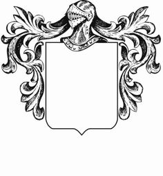 Coat Of Arms Template With Banner Clipart - Free to use Clip Art ... - ClipArt Best - ClipArt Best